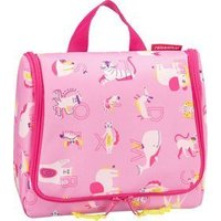 reisenthel Kulturbeutel / Beauty Case kids toiletbag ABC Friends Pink (3 Liter)