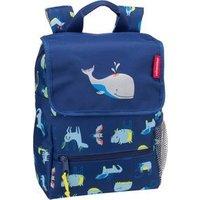 reisenthel Rucksack / Daypack kids backpack ABC Friends Blue (5 Liter)