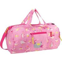 reisenthel Sporttasche kids mini maxi dufflebag S ABC Friends Pink (10 Liter)