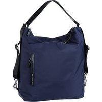 Mandarina Duck Handtasche Hunter Hobo Backpack VCT10 Eclipse