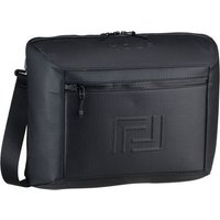 MDLR Umhängetasche M-Line Messenger Bag L Black (14 Liter)