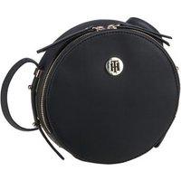 Tommy Hilfiger Handtasche SM Modern Hardware Round Crossover 7618 Black