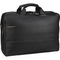 Mandarina Duck Aktentasche Detroit Leather Briefcase UZC06 Black