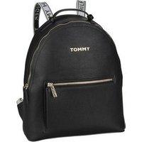 Tommy Hilfiger Rucksack / Daypack Iconic Tommy Backpack PSP20 Black