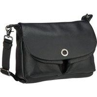 Mandarina Duck Umhängetasche Mellow Leather Shoulder Bag FZT23 Nero