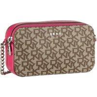 DKNY Umhängetasche Bryant Camera Bag Chino/Electric Pink