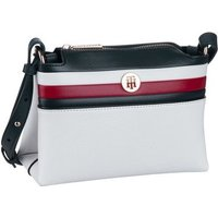 Tommy Hilfiger Umhängetasche TH Core Crossover Corp SP20 Corporate White