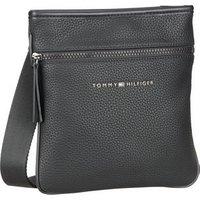 Tommy Hilfiger Umhängetasche Essential Mini Crossover FA20 Black