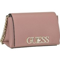 Guess Umhängetasche Uptown Chic Mini XBody Flap Rosewood