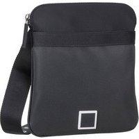 BOSS Umhängetasche Pixel BW Single Zip Envelope Black