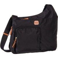 Bric`s Umhängetasche X-Bag Damentasche 42732 Nero