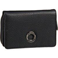 Mandarina Duck Geldbörse Mellow Leather Wallet FZP54 Nero