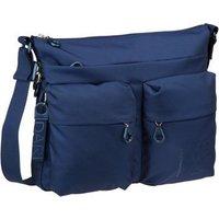 Mandarina Duck Umhängetasche MD20 Big Crossover Bag QMTX6 Dress Blue