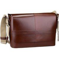 Brooks England Umhängetasche Barbican Shoulder Bag Leather Brown (13 Liter)