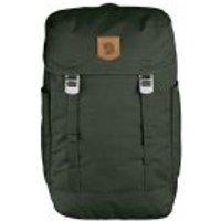 De greenland top van fjallraven is de ideale rugtas voor backpackers. de tas is uitgevoerd in waterafstotend ...