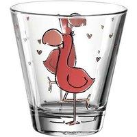 Becher 215 ml Bambini Flamingo