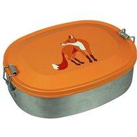Lunchbox Fox Edelstahl