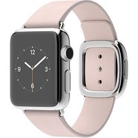 Apple Watch Mj362 38mm Stainless Steel Case With Soft Pink Modern Buckle(small)