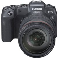 Canon EOS RP Mirrorless Digital Camera with RF 24-105mm Lens and EF-EOS R Mount Adaptor (International Ver.)