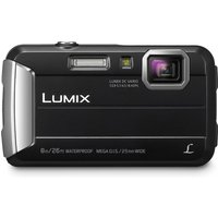 Panasonic Lumix DMC FT30 Digital Cameras - Black