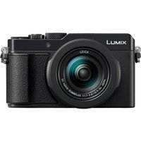Panasonic LUMIX DMC-LX100 II Digital Camera - Black