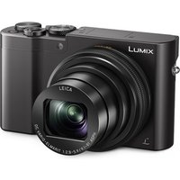 Panasonic Lumix DMC TZ110 Digital Cameras - Black