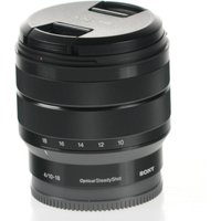 Sony 10-18mm f/4 Wide-Angle Zoom Lens SEL1018
