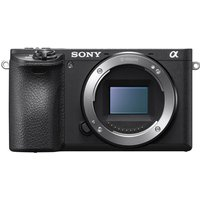 Sony Alpha A6500 with 18-200mm lens Interchangeable Lens Digital Camera (PAL)
