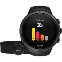 Suunto Spartan Ultra All Black Titanium (HR) Multisport GPS Watch (SS022654000)