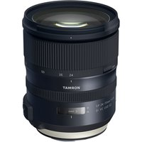Tamron SP 24-70mm f/2.8 Di VC USD G2 Lens for Canon mount (AFA032) with HOYA 82mm Filter
