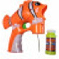 Pistola pompas de jabón pez payaso