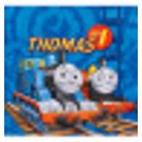 20 Servilletas papel Thomas y sus