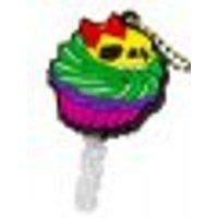 Llavero de cupcake Halloween