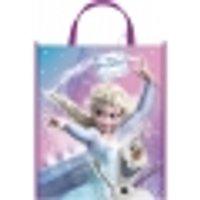 Bolsa regalo plástico Elsa Frozen y