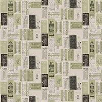 Mini Moderns Wallpaper Hold Tight AZDPT017 Lichen