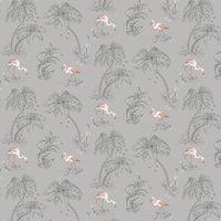 Albany Wallpaper Flamingo Lake 12381