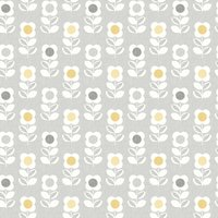 'Arthouse Wallpaper Retro Flower 901907