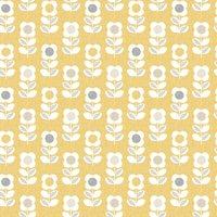 'Arthouse Wallpaper Retro Flower 902305