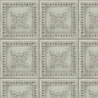 Albany Wallpaper Tin Tile 24033