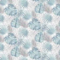 Albany Wallpaper Tropical Leaves L60401