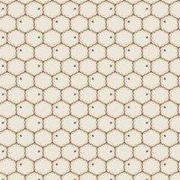 The Chateau by Angel Strawbridge Wallpaper Honeycomb HON/CRE/WP