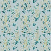 Sanderson Wallpaper Hollyhocks 217010