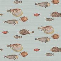 Cole & Son Wallpaper Acquario 97/10030