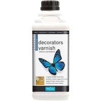 Polyvine Tool Polyvine Dead Flat Acrylic Decorators Varnish HC4115N