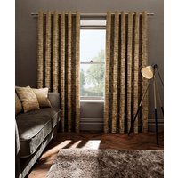 Studio G Ready made curtains Naples Eyelet Curtains M1100/01/90X7