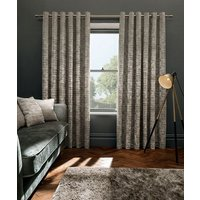 Studio G Ready made curtains Naples Eyelet Curtains M1100/04/90X7