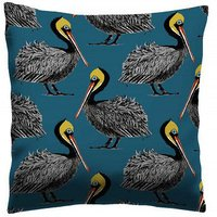 Petronella Hall Cushion Pelican P-CHB