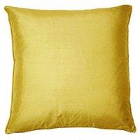 Kandola Cushion Silk Cushion 471 Inca Gold