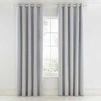 Scion Ready made curtains Pajaro Eyelet Curtains LCRPAJS9STE