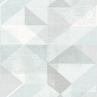Galerie Wallpaper Silk Screen Geometric GX37652